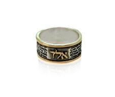 35367_sterling_silver_and_14k_gold_aleph_lamed_dalet_ring_view_1