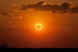 annular solar eclipse_kevin_baird