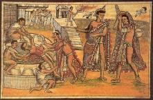 Aztec - Human Sacrifice