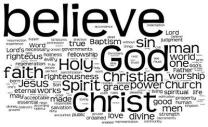 believe christian tag