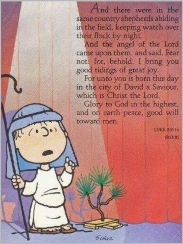 Cartoon Linus Shepherd