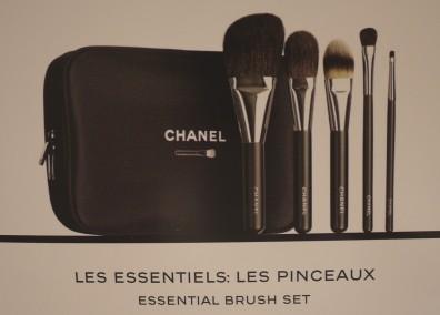 Chanel Holiday Brush Set