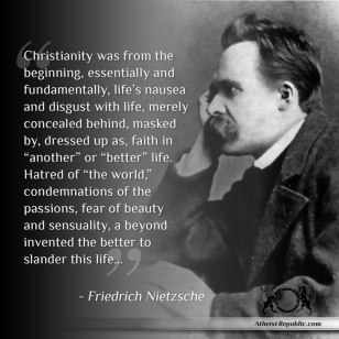 Christianity-and-Afterlife-Nietszche