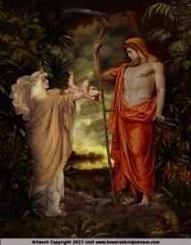 CRonus and Rhea