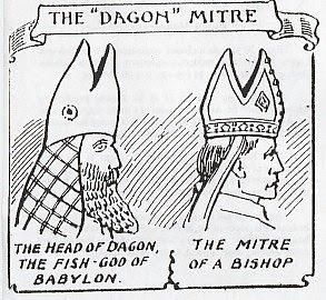 Dagon - Mitre