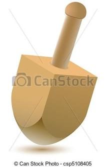 DREidEL can-stock-photo_csp5108405