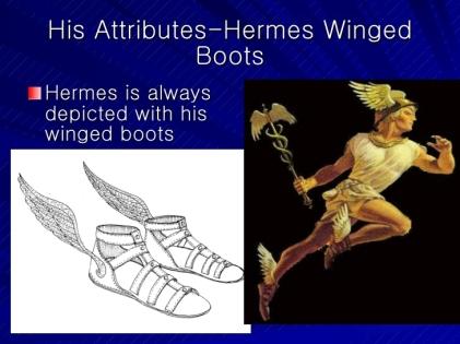 hermes wings