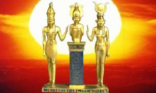 Hhorus-osiris-isis-statuette-soleil-543