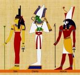 Isis, OsiRis y HoRus