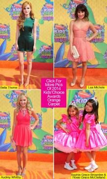 Kids-Choice-Awards-Orange-Carpet
