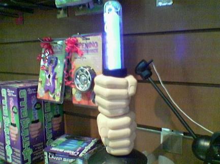 Light PhaLLus PaLace