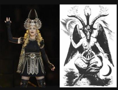 Madonna-Illuminati-Superbowl-Ritual-RIDICULOUS