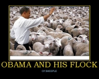 obama-and-his-flock-we-the-sheeple-politics