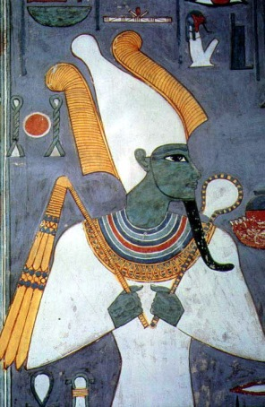 osiris god of the underworld