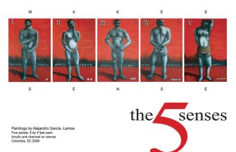 Poster-the-five-senses