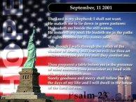 psalm23 fLight 23