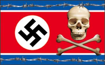 Real Flag of N Korea