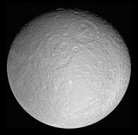 SatuRns-moon-Rhea SoLaR Sys Tem