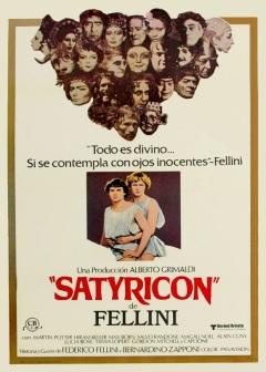 Satyricon (1969