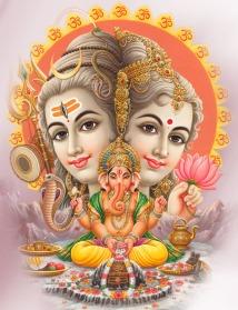 Shiva-Lingam -Shiva-and-Shakti