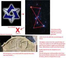 star of david oriononion