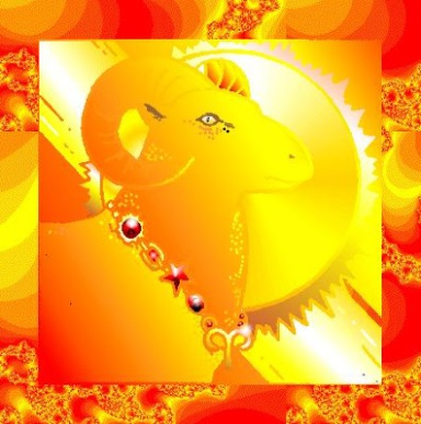 sun-in-aries arise horizon horus eyes on