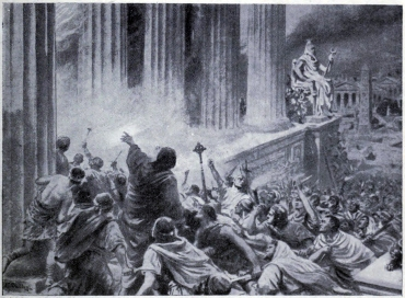 The_Burning_of_the_Library_at_Alexandria_in_391_AD