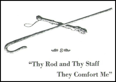 Thy rod and thy staff2