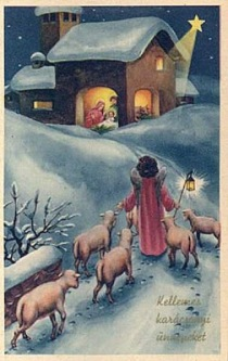 vintage-christmas-card-jesus-mary-and-joseph-manger-shepard-star-of-bethlehem