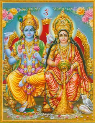 1328Lakshmi&Vishnu