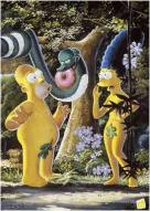 adam-eve-simpsons