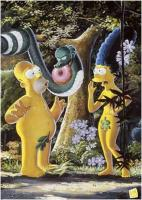 adam-eve-simpsons