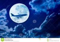 airplane-flying-sky-moon-air-travel-night-clouds-background-30498973