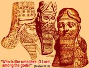 Ancient HebRew Gods or ELohim of the OLd TestAmenT in the BibLe