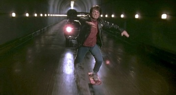 Back the Future Tunnel2