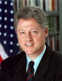 President William J. Clinton