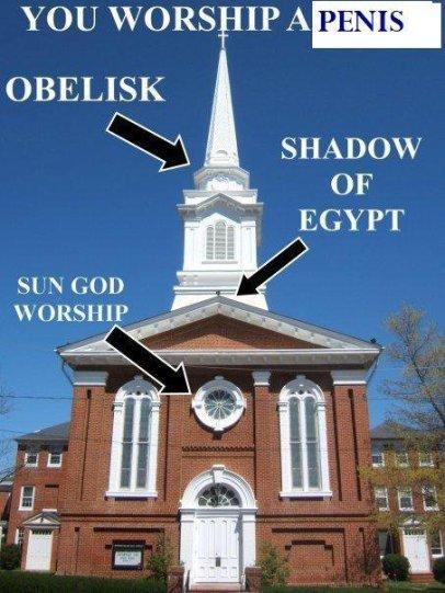 Church steep le sex worship