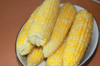 coRn-on-the-cob s