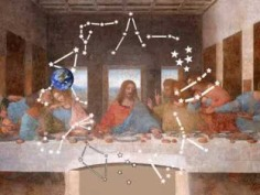 Da vinci's 12 a post l es aRe a ll ego Ry of Sun EaRth's 12 oRbit al Zo dia c