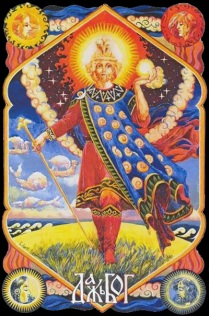 dazbog-sun-god
