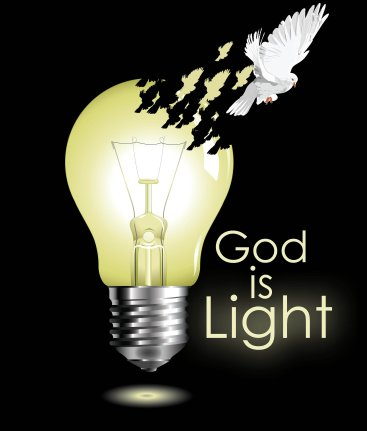 God is Li ght B uL b