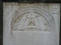 Grave - Rabbi Meschullam Kohn