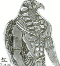 horus_by_FaceCopyingJutsu