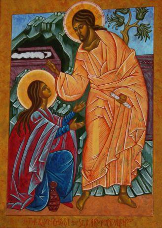 Infant of PRague Risen ChRist and MaRy MagdaLene
