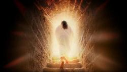Jes us Wa l king Out of the Tom b- Sun of God Re-boRn on Dec embeR 25 afteR dying on the CRoss