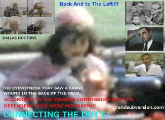 JFK ASSASSINATION PHOTO CONSPIRACY