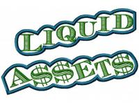 liquid assets$