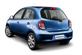 Nissan March traz novidades na linha 2014.