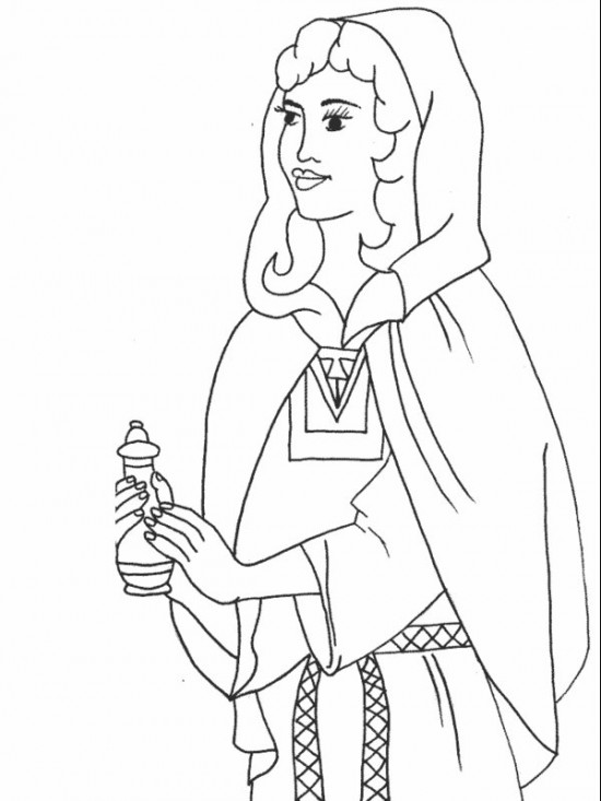 marymagdalenewithcoloringpagespicture18550215733