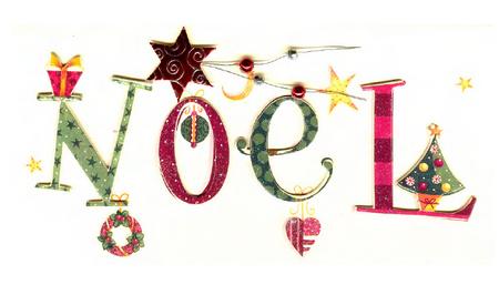 Noel Christmas Card Printable Design Kylegrant76